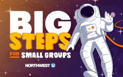 Big Steps For Small Groups