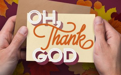 Oh, Thank God  - A Northwest Sermon Series