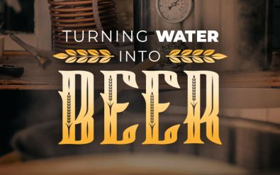 Turning Water into Beer