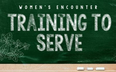 Women's Encounter: Training to Serve