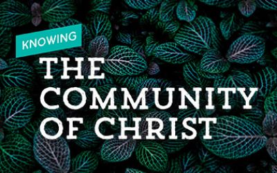 Knowing the Community of Christ - A Northwest Sermon Series