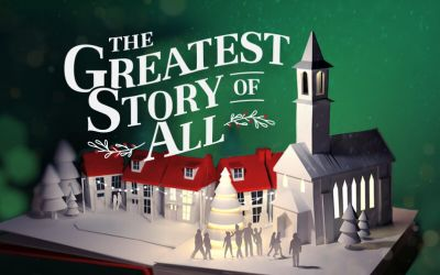 The Greatest Story Of All - A Northwest Sermon Series